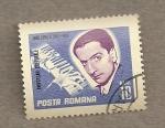 Sellos de Europa - Rumania -  Dinu Lipatti, pianista
