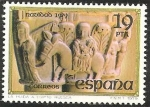Sellos de Europa - España -  2551 - Navidad, La huida a Egipto