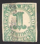Stamps : Europe : Spain :  677 - Cifra