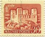 Stamps Hungary -  DIUS CYOR