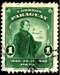 Stamps America - Chile -  Doctor FRANCIA, dictador.