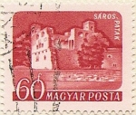 Stamps Hungary -  Saros Patak