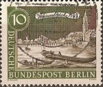 Stamps Germany -  Vieux Berlin