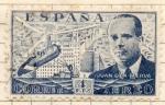 Stamps Spain -  juan