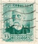 Stamps Spain -  nicolas