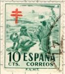 Sellos de Europa - España -  niños