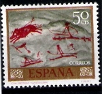 Stamps Spain -  1780 Homenaje al pintor desconocido. Remigia.Castellon