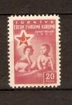 Stamps Turkey -  Niños