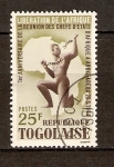 Stamps Togo -  Libertad