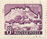 Sellos de Europa - Hungría -  SUMEGI VAR