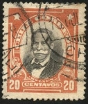 Stamps America - Chile -  Manuel Bulnes Prieto. Fue un militar y político chileno,  dos veces Presidente de Chile.