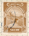 Stamps Ecuador -  regadio