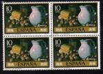 Stamps Spain -  1976 B4 Pintores: Luis Eugenio Menendez Edifil 2366