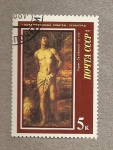 Sellos de Europa - Rusia -  Sebastián por Tiziano