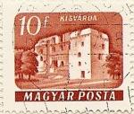 Stamps Hungary -  KISVARDA