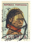 Stamps Africa - Angola -  Angoleña