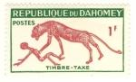 Stamps Africa - Benin -  pantera asesina