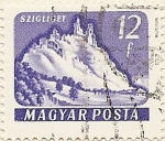Stamps Hungary -  SZIGIGLET