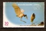 Sellos de America - Costa Rica -  Aves