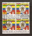 Sellos de America - Venezuela -  Filatelia