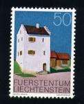 Sellos de Europa - Liechtenstein -  fuerstentum