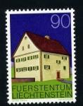 Stamps Liechtenstein -  fuerstentum