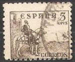 Stamps : Europe : Spain :  816B - El Cid