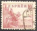Sellos de Europa - España -  818 - el cid