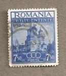 Sellos de Europa - Rumania -  Pequeña entente