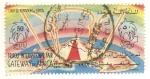Stamps Africa - Libya -  feria internacional de Tripoli