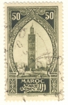 Stamps Africa - Morocco -  Marrakech