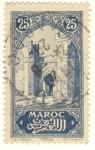 Sellos de Africa - Marruecos -  Chella