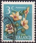 Sellos de Oceania - Nueva Zelanda -  Puarangi