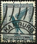 Stamps : Europe : Germany :  Aeropostal