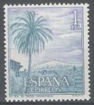 Sellos de Europa - España -  Serie Turística. El Teide, Tenerife.