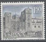 Sellos de Europa - España -  Serie Turística. Monasterio de Guadalupe, Cáceres.