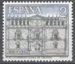 Stamps Spain -  Serie Turística. Universidad de Alcalá de Henares, Madrid.