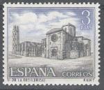 Sellos de Europa - España -  Serie Turística. Seo antigua. Lérida. Lleida.