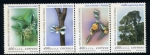 Stamps of the world : Equatorial Guinea :  plantas medicinales autoctonas