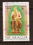 Stamps Nicaragua -  MOISES