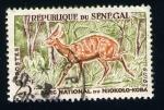 Stamps Africa - Senegal -  parque nac. de niokolo-koba