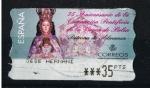 Sellos de Europa - España -  75 anv. de la Coronación Pontificia de la Virgen de Belén Patrona de Almansa
