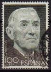 Sellos de Europa - España -  ESPAÑA 1980 2578 Sello Centenario del nacimiento de Ramón Pérez de Ayala (1880-1962) Yvert2224