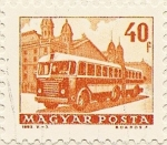 Stamps Europe - Hungary -  MAYGAR POSTA