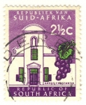Stamps Africa - South Africa -  bodega