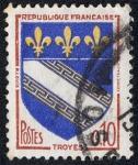 Sellos de Europa - Francia -  Escudos de armas