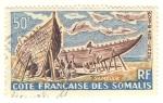 Stamps Africa - Djibouti -  ASTILLERO