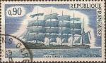 Stamps France -  Cinq-máts France II