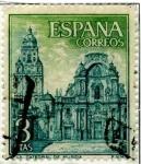 Sellos del Mundo : Europa : España :  Catedral de Murcia