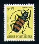 Stamps Africa - Guinea Bissau -  analeptes trifasciata